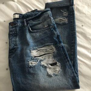 ZMDC - Distressed Jeans